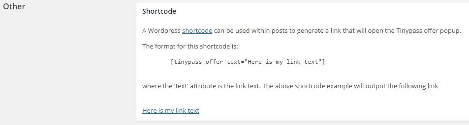 """shortcode</p"
